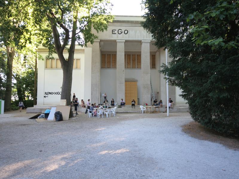 2009/2011 - German Pavilion  - project management