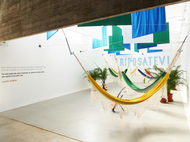 2012 - Brazilian Pavilion  - Project management for Architecture Exposition