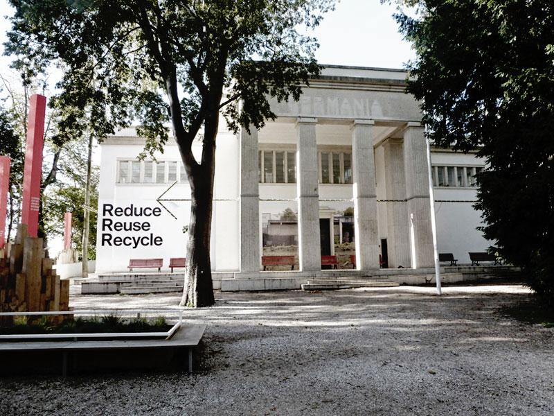 2012 - German Pavilion  - Project management for Architecture Exposition