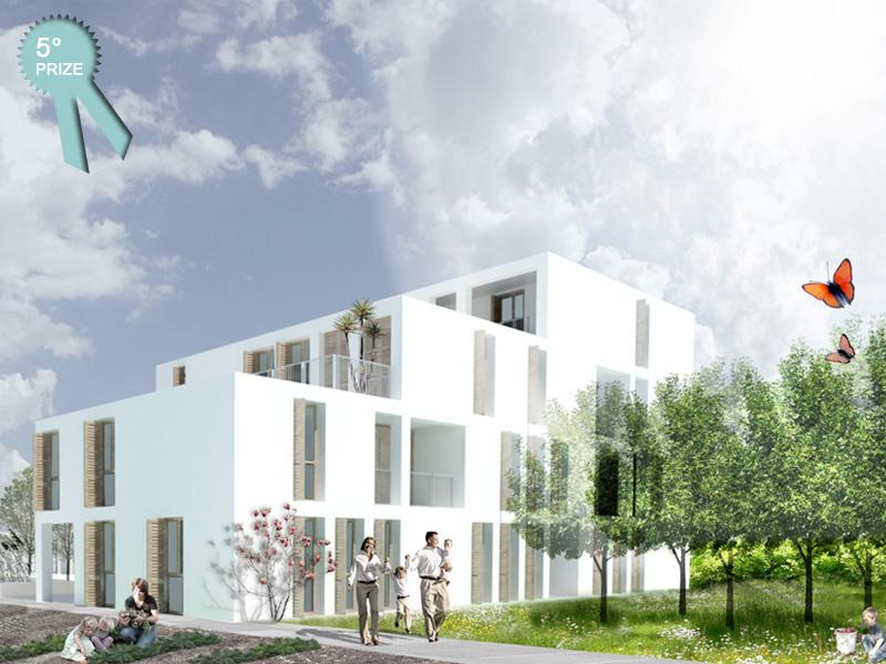 2013 - Social Housing Rho - 5°PRIZE