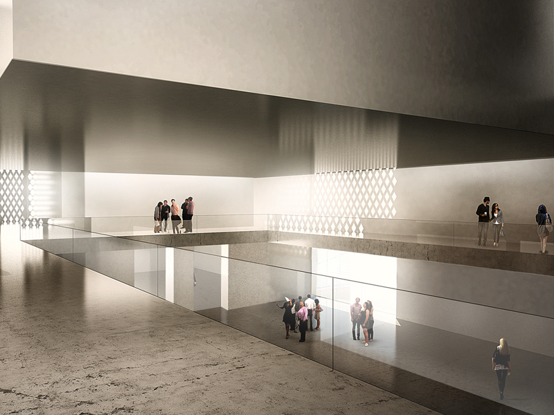 2013 - Bavarian History Museum - architecture competition